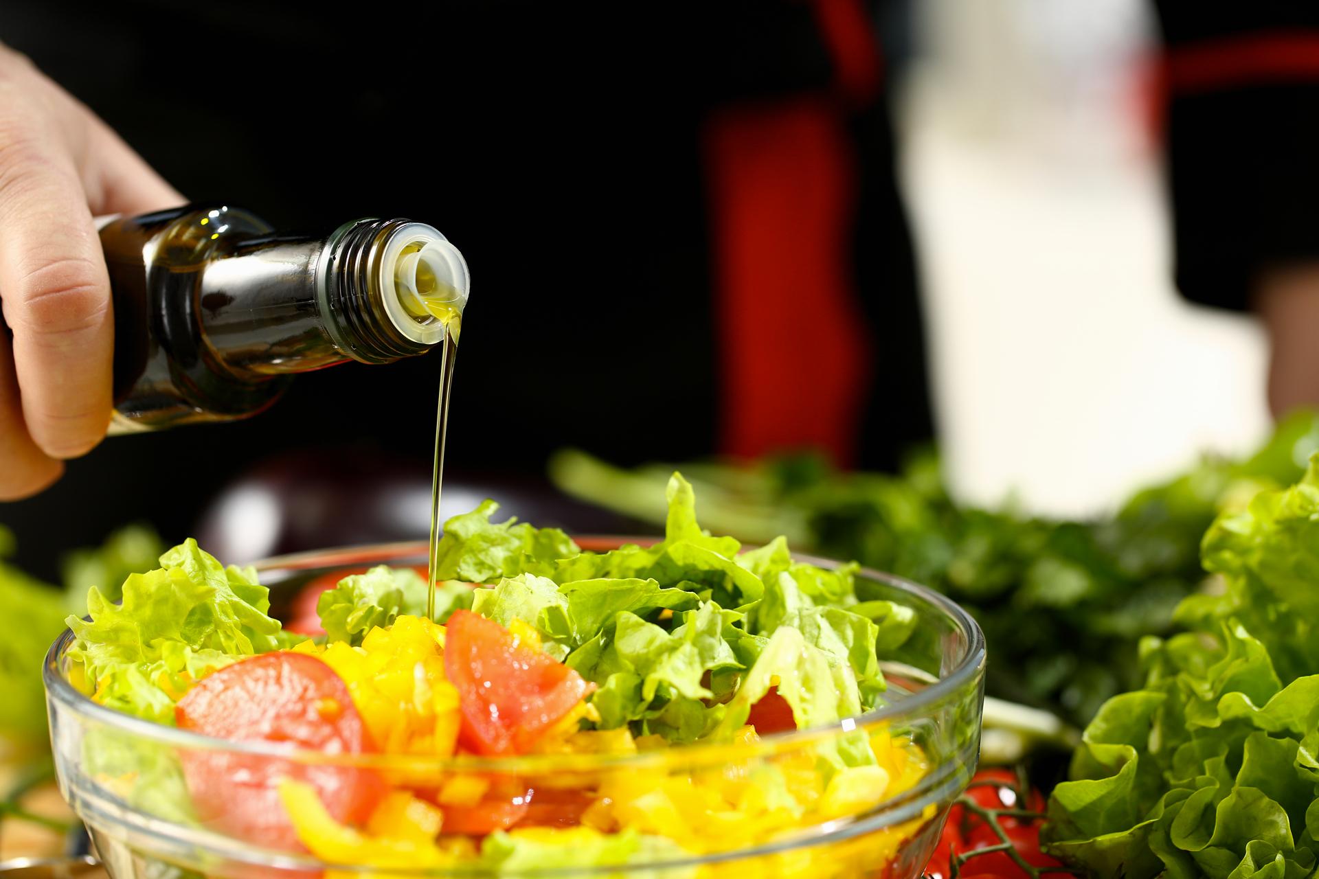 Benefici dell'olio extravergine d'oliva